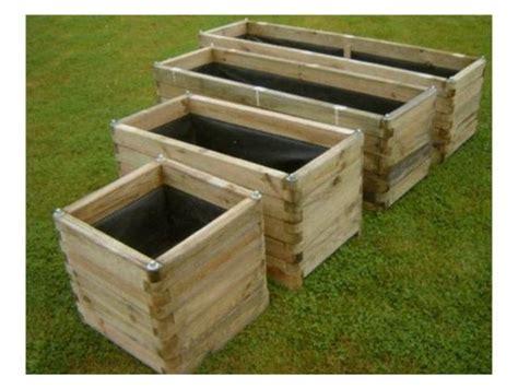 jardini 232 re en bois carr 233 e gabi 50x50x50 cm sedi equipement