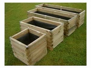 Support Jardinière Pas Cher : jardinieres en bois pas cher ~ Dode.kayakingforconservation.com Idées de Décoration