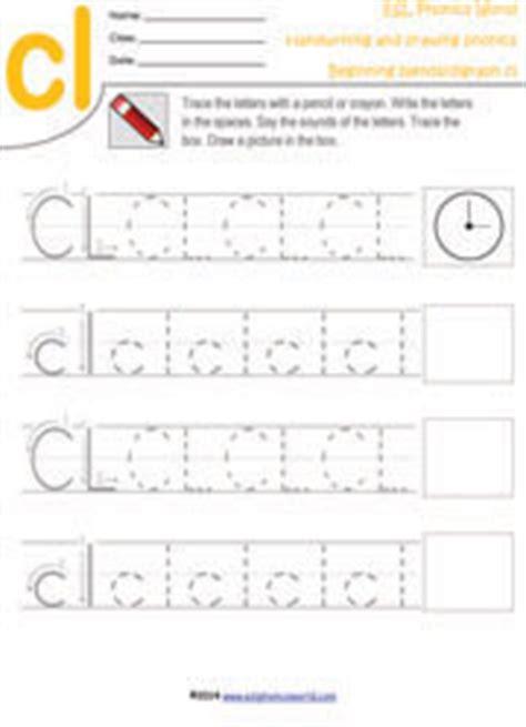 handwriting drawing worksheets phonics tracing