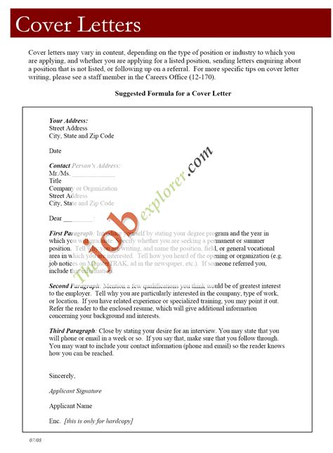 Capitol Hill Cover Letter by Electrical Engineering Entry Level Cover Letter