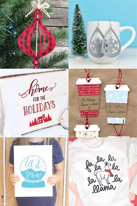Free cricut christmas/ holiday alphabet letters and numbers templates for paper and vinyl, that can be used on all cricut machines for festive projects. Address Christmas Cards with the Cricut Explore   Paper ...