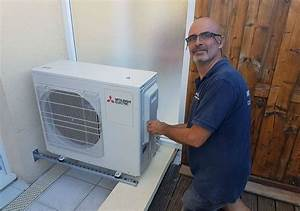 Bien Utiliser Sa Clim Reversible : installer sa climatisation en 3 tapes climatic elec ~ Premium-room.com Idées de Décoration