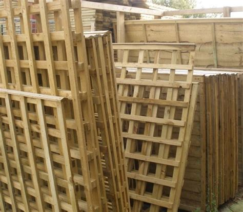 Square Wood Trellis by Square Trellis Panels Keynsham Timber