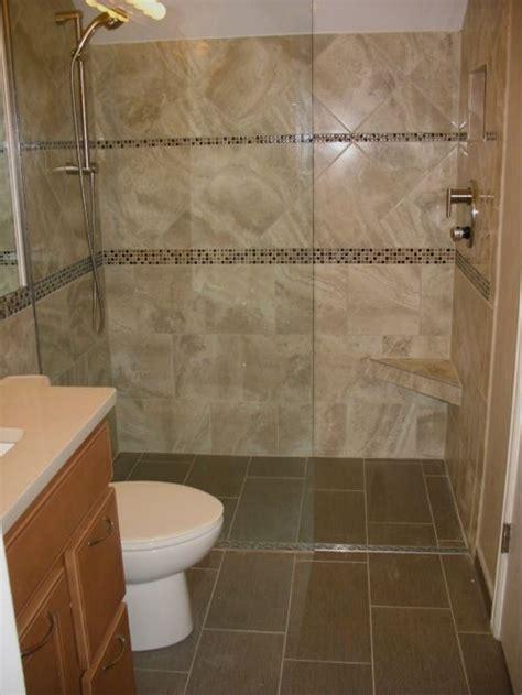 shower   curb bathroom remodel cottage