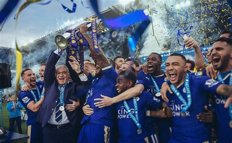 Champions! Leicester City are crowned 'Kings' of the ...