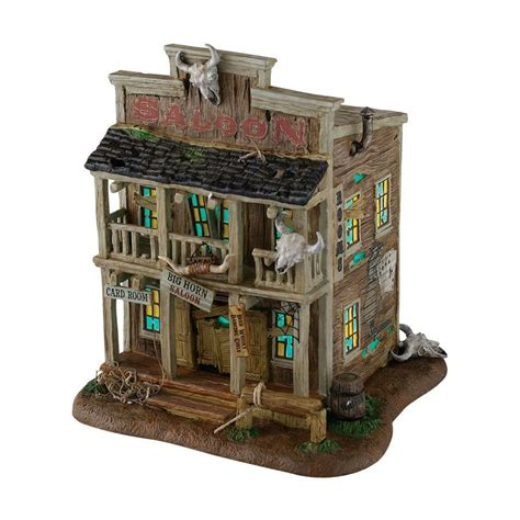 city lights collectibles department 56 4028713 big horn saloon