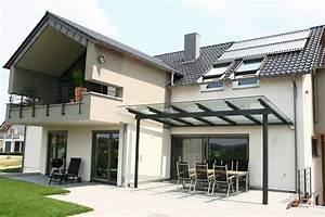 Terrassenüberdachung Glas Stahl : terrassendach terrassen berdachung wintergarten ~ Articles-book.com Haus und Dekorationen