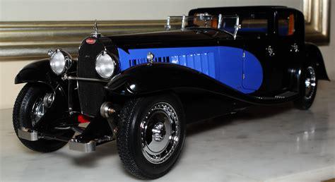 1/18 1930 Bugatti Type 41 Royale Coupe Napoleon black ...