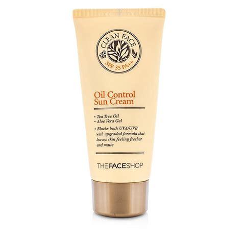 Harga The Shop Clean Free 10 rekomendasi sunscreen yang perlu kamu coba untuk kulit