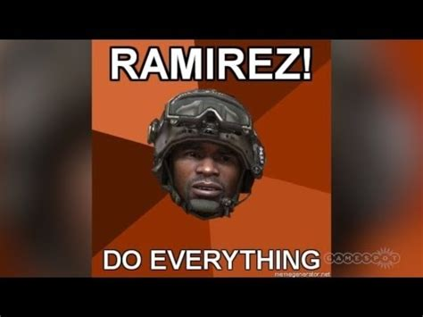 Ramirez Meme - ramirez do everything gaming meme history youtube