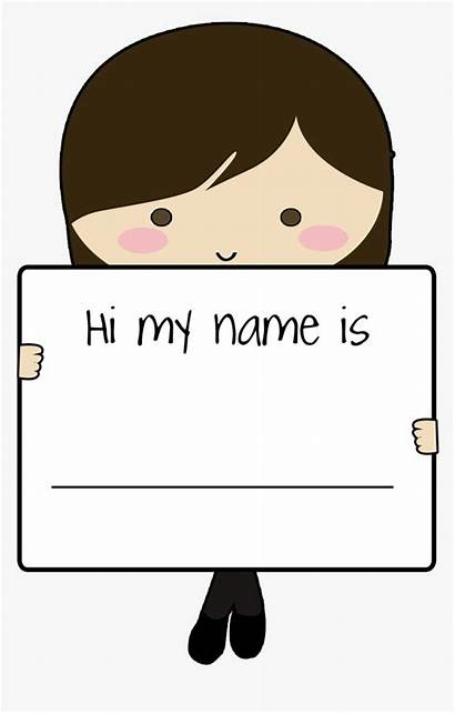Clip Clipart Tags Birthday Downloadable Nametag Parenting