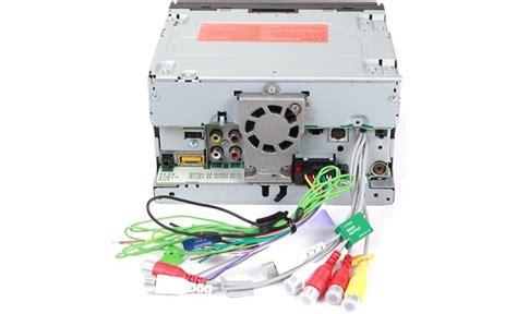pioneer avh nex dvd receiver  crutchfield