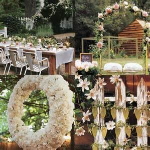 outside wedding ideas backyard wedding ideas a wedding in a backyard