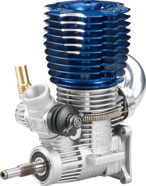 O.S. Engines 21TM Engine with T-Maxx Manifold