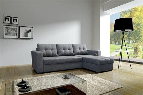 sofa angular gris imagenes  fotos
