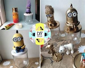 Diy Deco Recup : diy r cup et recyclage une d coration maison avec des ~ Dallasstarsshop.com Idées de Décoration