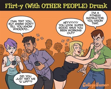 The Seven Types Of Drunk Couples You Meet At A Party