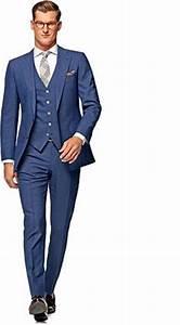 Hochzeitsanzug Herren Blau : dreiteiliger anzug blau auch f r business geeignet style pinterest dreiteilige anz ge ~ Frokenaadalensverden.com Haus und Dekorationen