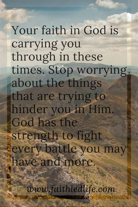Best leap of faith quotes selected by thousands of our users! Pin by Faith Led Life on Faith Led Life Quotes | Life quotes, Bible quotes, Strength bible quotes