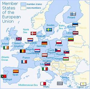 EU Laws: Member States of the European Union : Heritage ...