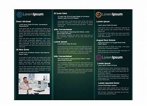 31 free brochure templates word pdf template lab With template for brochure in word
