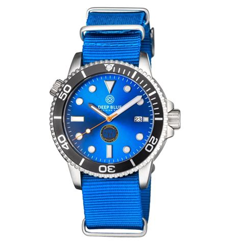 Blue Dive Watches - blue dive blue