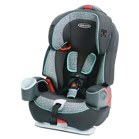 graco nautilus     harness convertible toddler booster car seat sully ebay