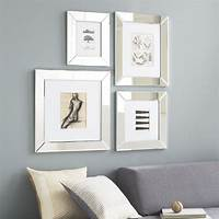 mirrored picture frames Mirror Loft Frames - Contemporary - Picture Frames - by ...