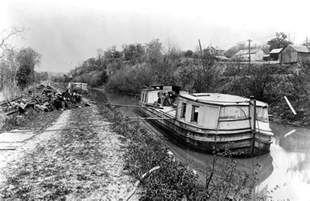 Miami Erie Canal Boats