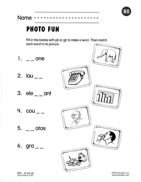 kindergarten phonics worksheets free printables free