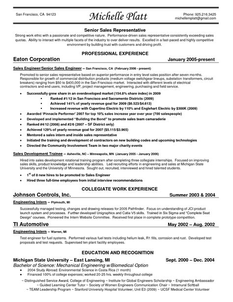 pharmaceutical sales rep resume entry level sales
