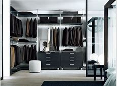 Modern WalkIn Closet Zenit From Rimadesio