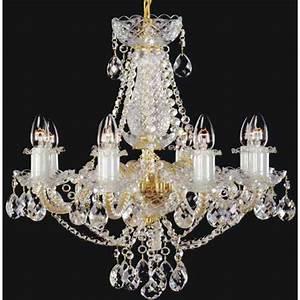 Kronleuchter Gold Günstig : kristall kronleuchter mit armen g nstig online kaufen ~ Markanthonyermac.com Haus und Dekorationen