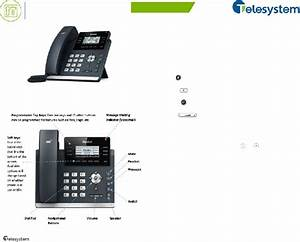 Yealink T48s Telephone Quick Reference Manual Pdf View