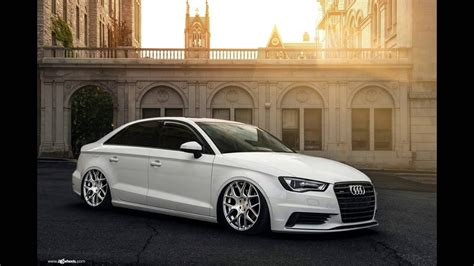 audi a3 limousine tuning dia show tuning audi a3 limo auf 19 zoll ag m590 alufelgen