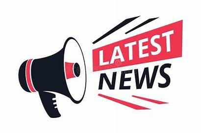 Latest Bullhorn Radio Icon Announcement Breaking Megaphone