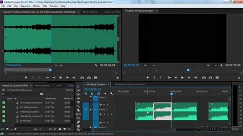 change  duration    editing