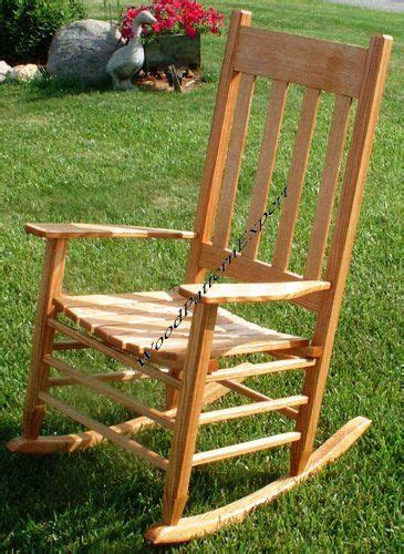 rocking chair paper plans  easy beginners   experts build   front porch rocker