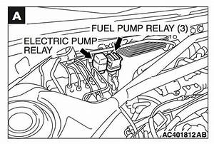 Need Fuel Pump Relay Diagram - Evolutionm