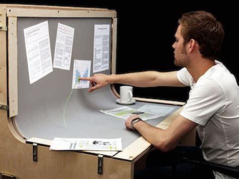 le bureau evry idesk concept le bureau du futur weekiz