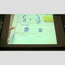 Go Math Lesson 124 4th Grade Youtube