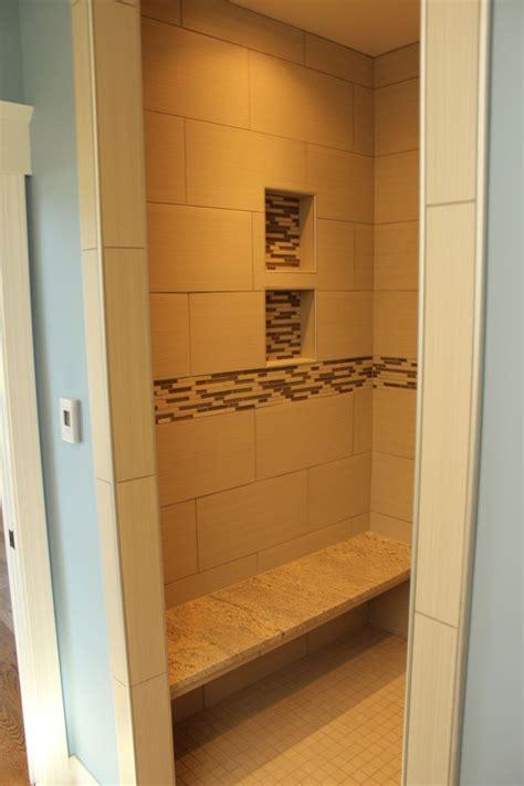 master bath shower tile  marme walls bamboo oyster
