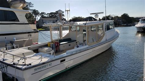 42 Evans Boat For Sale by 1997 Chesapeake Evans Power Boat For Sale Www Yachtworld