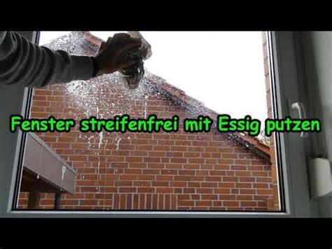 Putzen Mit Zeitungspapier by Fenster Streifenfrei Putzen Mit Essig Und Zeitungspapier