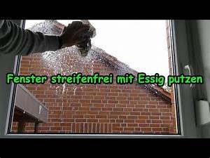 Streifenfrei Fenster Putzen : fenster streifenfrei putzen mit essig und zeitungspapier fenster reinigen hacks tricks ~ Markanthonyermac.com Haus und Dekorationen