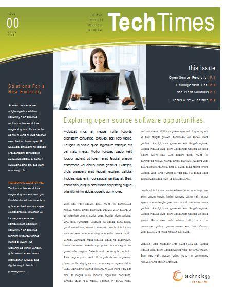 microsoft newsletter microsoft word templates newsletter best business template