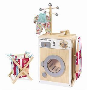 Kindergeschirr Zum Spielen : howa kinderwaschmaschine aus holz howa spielwaren ~ Orissabook.com Haus und Dekorationen