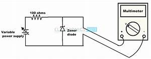 how to test a diode using analog and digital multimeter With zener diode tester
