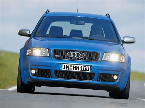2004 Audi Rs6 Avant Plus Avada Adventure