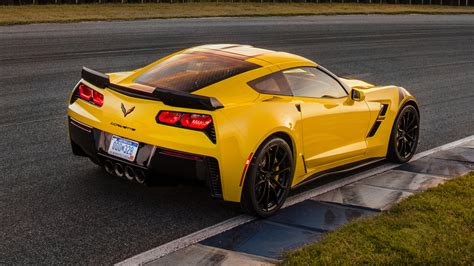 First Drive 2017 Chevy Corvette Grand Sport